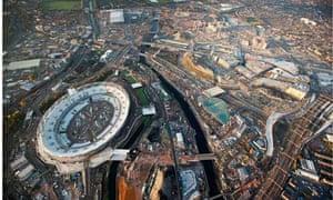 Olympics park, east London