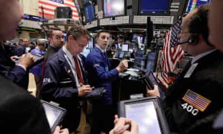 Dow Jones markets surge, central banks