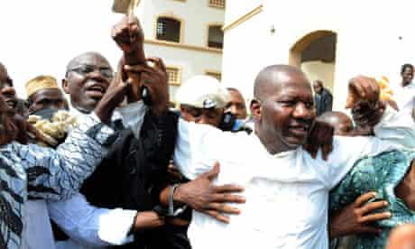 Baba Suwe freed by Lagos high court 4/11/11