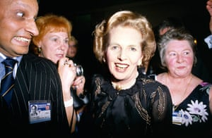 Chris Steel-Perkins: Margaret Thatcher during the Conservative Party Conference, 1985
