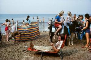 Chris Steel-Perkins: Blackpool, 1982
