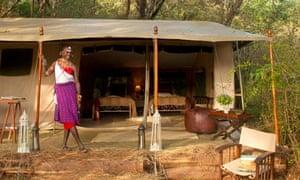 Nairobi Tented Camp, Kenya