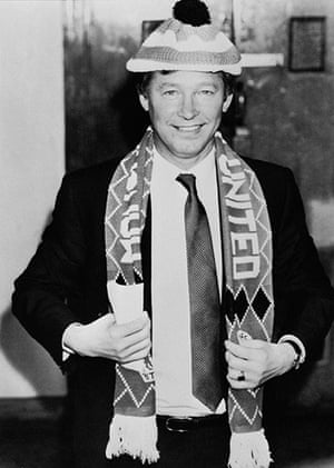 Fergie's 25 years: Alex Ferguson leaves Aberdeen to become Manchester United manager