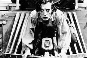 10 best: silent stars: Buster Keaton
