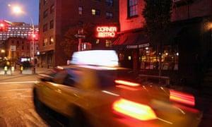 Corner Bistro in Greenwich Village
