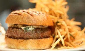 Spotted Pig burger
