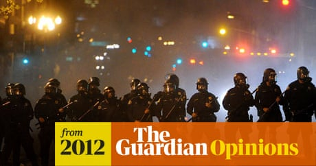 Revealed: how the FBI coordinated the crackdown on Occupy | Naomi Wolf