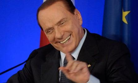 Silvio Berlusconi shrugs off IMF's financial checks on Italy