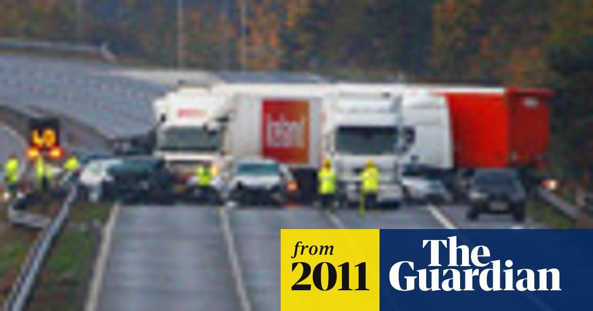 Seven dead and 51 injured in horrific M5 crash | UK news