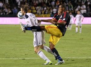 Galaxy: New York Red Bulls v Los Angeles Galaxy - 2nd Leg