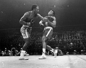 Joe Frazier: Joe Frazer v Muhammad Ali 1971