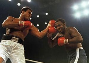 Joe Frazier: Muhammad Ali v Joe Frazier Madison Square Garden 1974