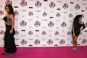 MTV awards: Snooki and JWoww