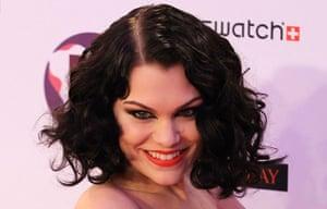 MTV awards: Jessie J