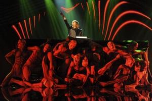 MTV awards: David Guetta