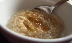 Felicity's perfect porridge