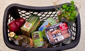Eat yourself healthy life and style the guardian laura barnetts basket of food forumfinder Gallery