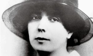Nora Joyce, wife of James Joyce, author
