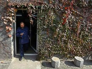 Ai Weiwei: Ai Weiwei steps out of his studio
