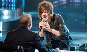 Frankie Cocozza has quit The X Factor