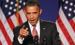 Barack Obama pre-Palestine vote