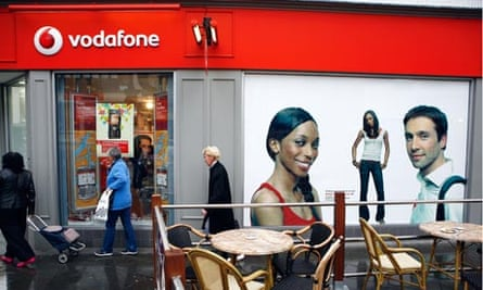 Vodafone has overtaken Shell as the FTSE's highest dividend payer