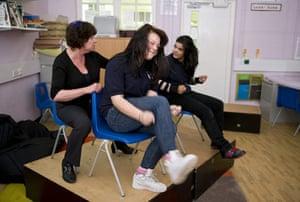 Bridge Academy: Drama class