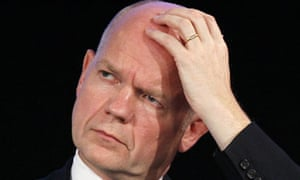 William Hague has been warned over UK abstention on the Palestinian vote