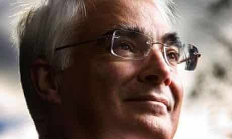 Alistair Darling says the European financial crisis could spell the break-up of the euro