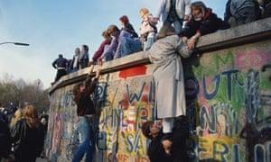 """""""Berlin Wall 1989"""""""