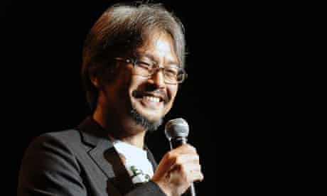 Eiji Aonuma, producer of The Legend of Zelda: Skyward Sword