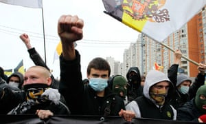 Russian nationalists