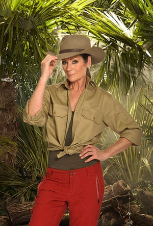 I'm a Celebrity: Lorraine Chase