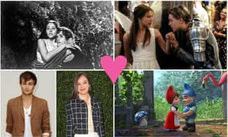 Zeffirelli's version; Luhrmann's; Gnomeo and Juliet; Steinfield and Booth, star of Fellowes'.