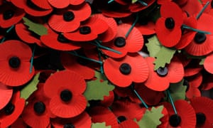 Crystal poppy brooches sell for inflated price on eBay after