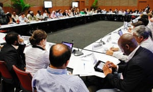Cop17 is seeing 'delayer countries' throw away the 2C goal