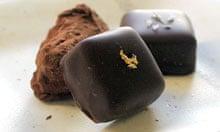 William Curley chocolates