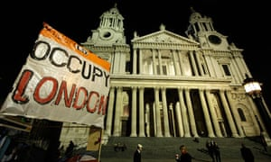 Occupy London, St Paul's camp
