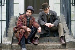 10 best fictional sleuths: Sherlock Holmes