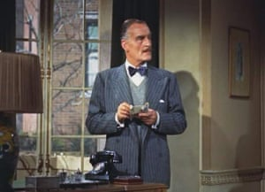 10 best fictional sleuths: Chief Inspector Hubbard