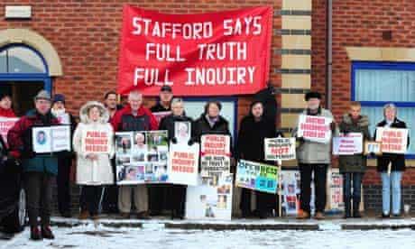 Stafford hospital inquiry damns NHS failings