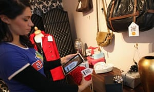 eBay comes out of cyberspace to open pop-up London store
