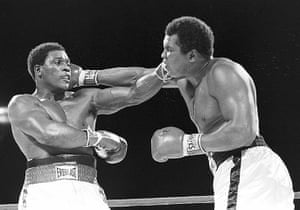 Drama in Bahama: Muhammad Ali and Trevor Berbick slug it out