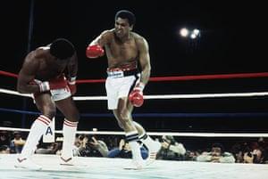Drama in Bahama: Muhammad Ali v Trevor Berbick