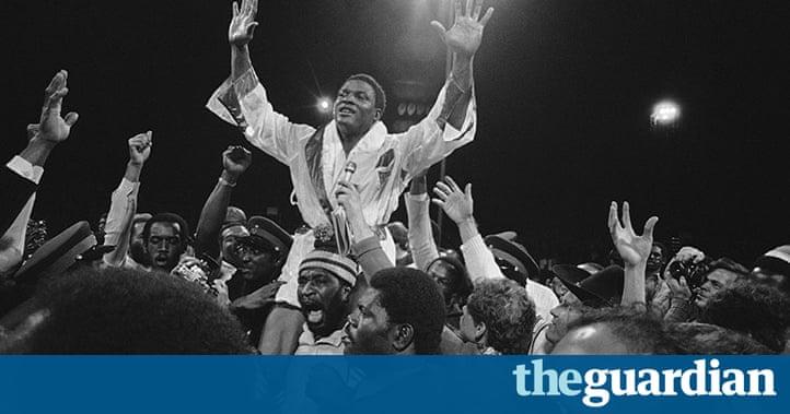 Drama in Bahama: Muhammad Ali v Trevor Berbick - in pictures   Sport   The Guardian