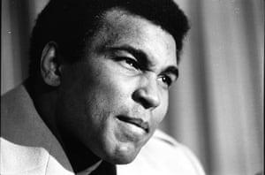 Drama in Bahama: Muhammad Ali