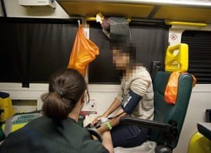 The Booze Bus: Blood Pressure