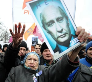 Moscow protests: Opposition activists
