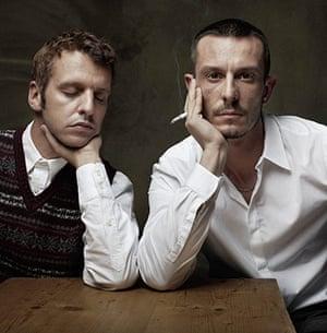 Observer Gay Photography: Gavin Bond