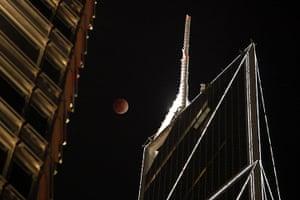 Lunar Eclipse: Total lunar eclipse